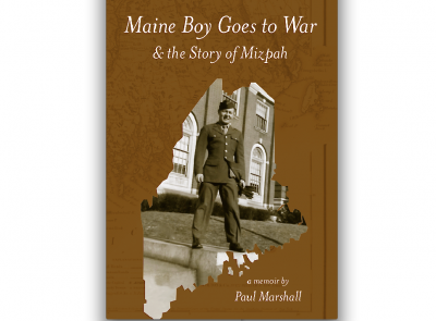 Maine Boy Goes to War. cover