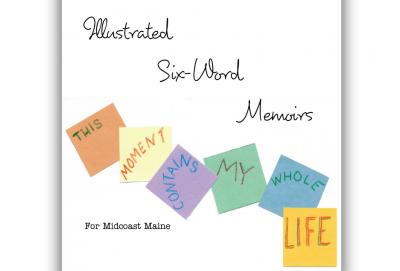 6-word memoir cover